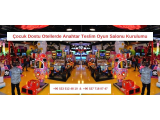 Cost of Opening a Turnkey Arcade