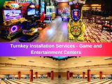 Turkish Companies Building Game and Entertainment Areas